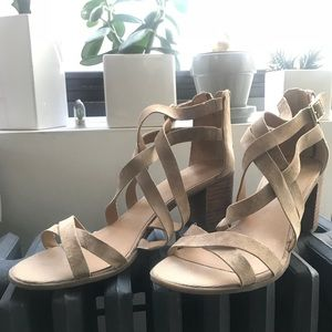 Franco Sarto Heeled Sandals